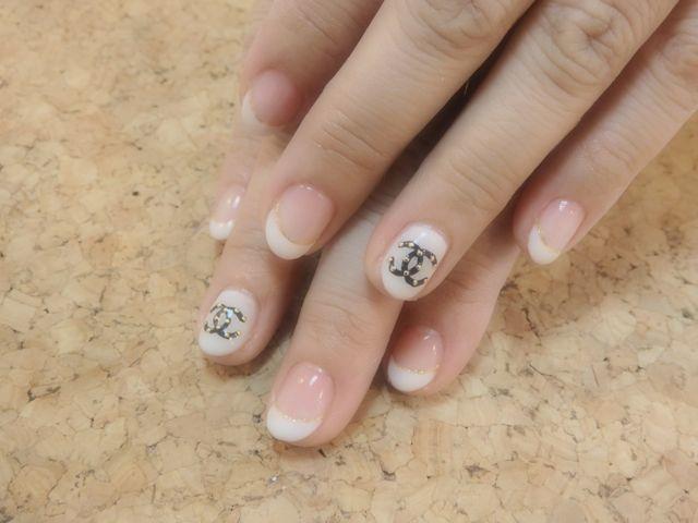 Chanel Nail_a0239065_16363576.jpg