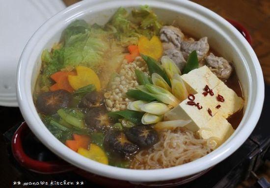 薔薇餃子 ✿ キムチ鍋(๑¯﹃¯๑)♪_c0139375_1134284.jpg