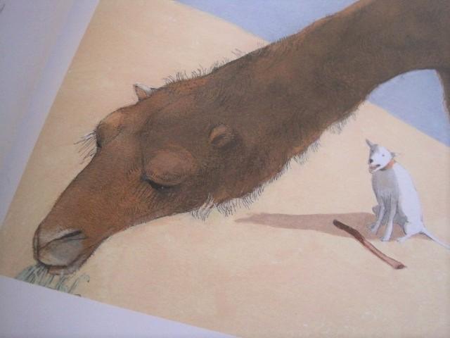 リスベート・ツヴェルガー画「ラクダのこぶはなぜできた?」_c0084183_15501380.jpg