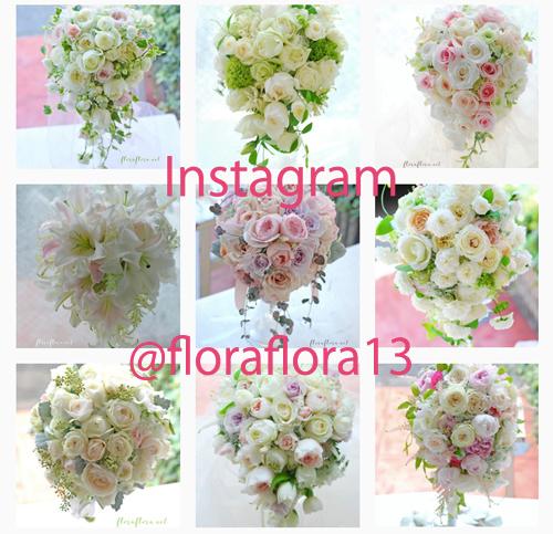1月生花レッスンは…「白い花たちに新年の想いをこめて…」でした & Instagramでキャスケードブーケ連投中 東京目黒不動前フラワースタジオフローラフローラウェディングブーケ装花&フラワースクール_a0115684_16433267.jpg