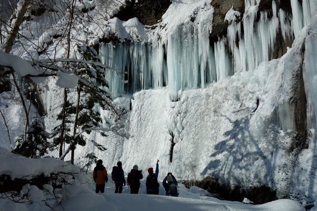 氷瀑巡り、2017.2.5-同行者からの写真-_f0138096_13320268.jpeg