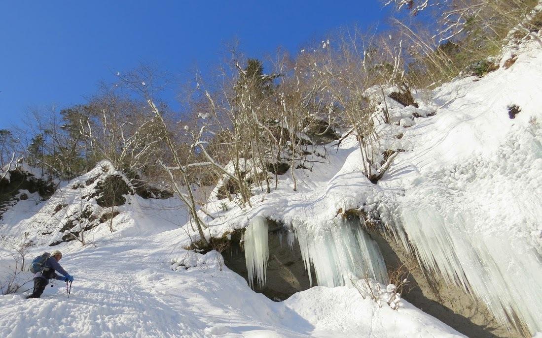 氷瀑巡り、2017.2.5-同行者からの写真-_f0138096_13345892.jpg