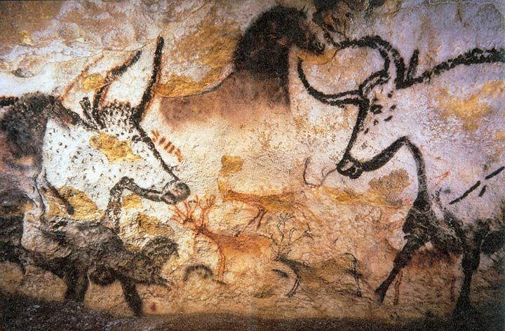 久しぶりに乾燥した車道(ラスコー洞窟壁画と「芸術と科学」)_c0025115_21554151.jpg