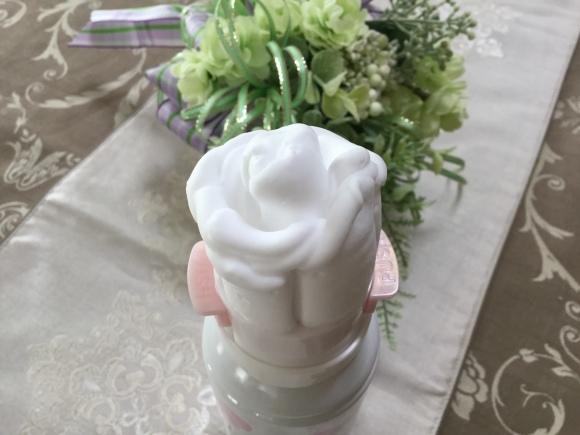 エビータ Love 3D薔薇泡にメロメロ〜_e0071324_21551261.jpg