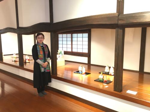 鎌倉の「山の上ギャラリー」に行って来ました(╹◡╹)_a0071934_15182966.jpg