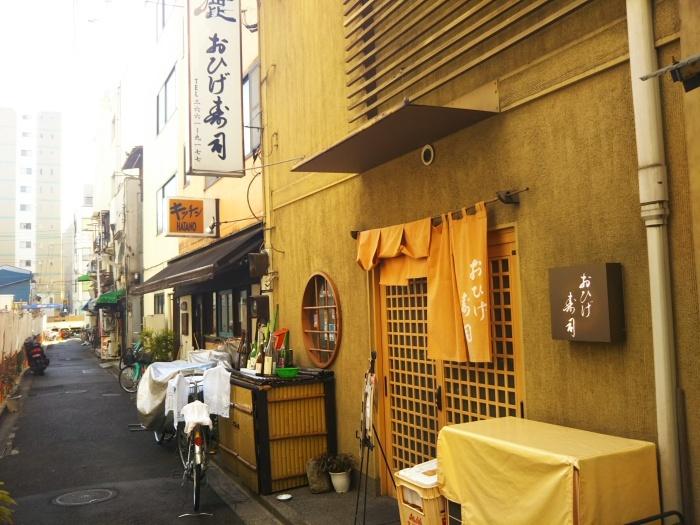 謎の横丁の人気店_a0041150_12445342.jpg