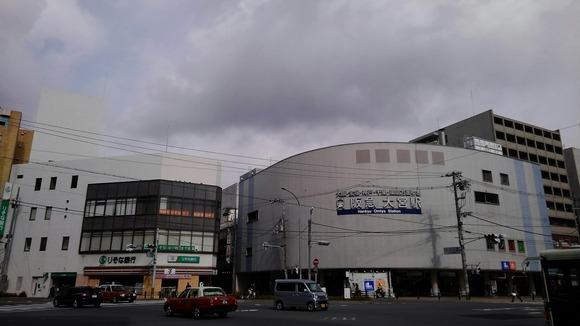 阪急8313F 快速特急代走で行く京一、ラーメン_d0202264_1591469.jpg