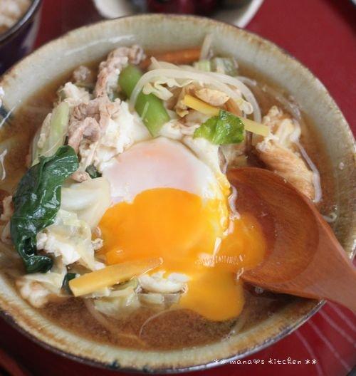 THE沖縄みそ汁(๑¯﹃¯๑)♪_c0139375_1410401.jpg