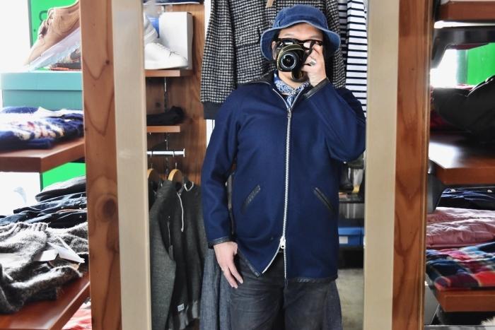 来季もヤリます(^^♪  SKOOKUM ・・・ HOOD COAT STUDIUM JACKET (フル別注)!★!_d0152280_14073246.jpg