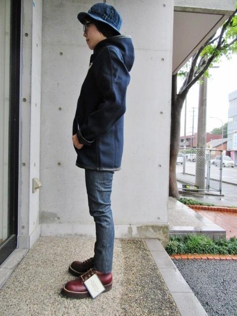 来季もヤリます(^^♪  SKOOKUM ・・・ HOOD COAT STUDIUM JACKET (フル別注)!★!_d0152280_14202500.jpg