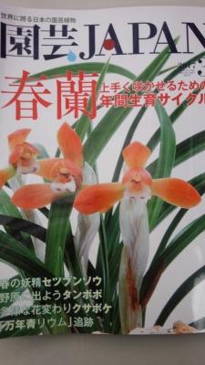 園芸JAPAN2017年3月号入荷_f0356792_10005608.jpg