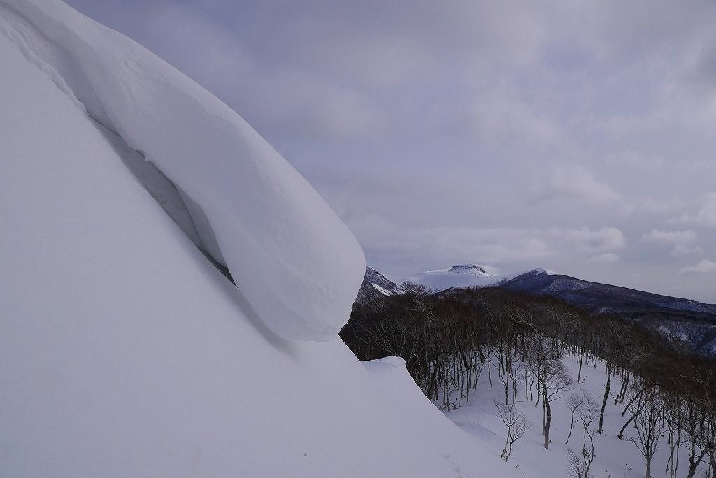 多峰古峰(たっぷこっぷ)山、2017.2.11_f0138096_17141552.jpg