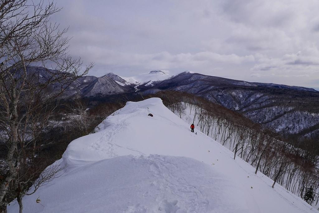 多峰古峰(たっぷこっぷ)山、2017.2.11_f0138096_17144724.jpg