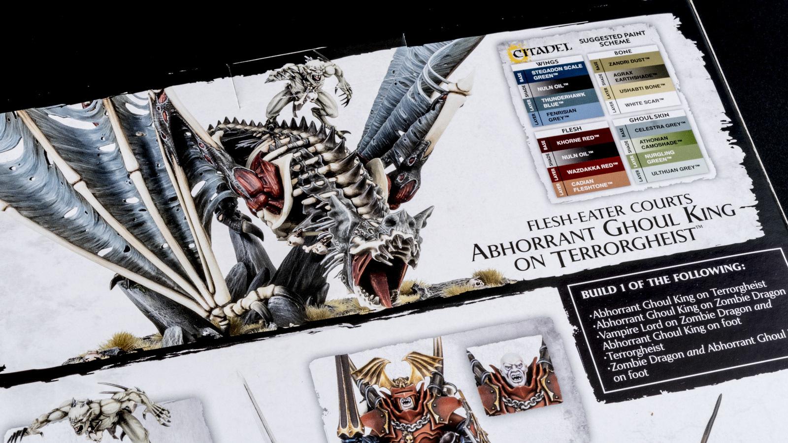 キミは腐ったドラゴンのプラモデルを組んだことがあるか(後編)_b0029315_13294807.jpg
