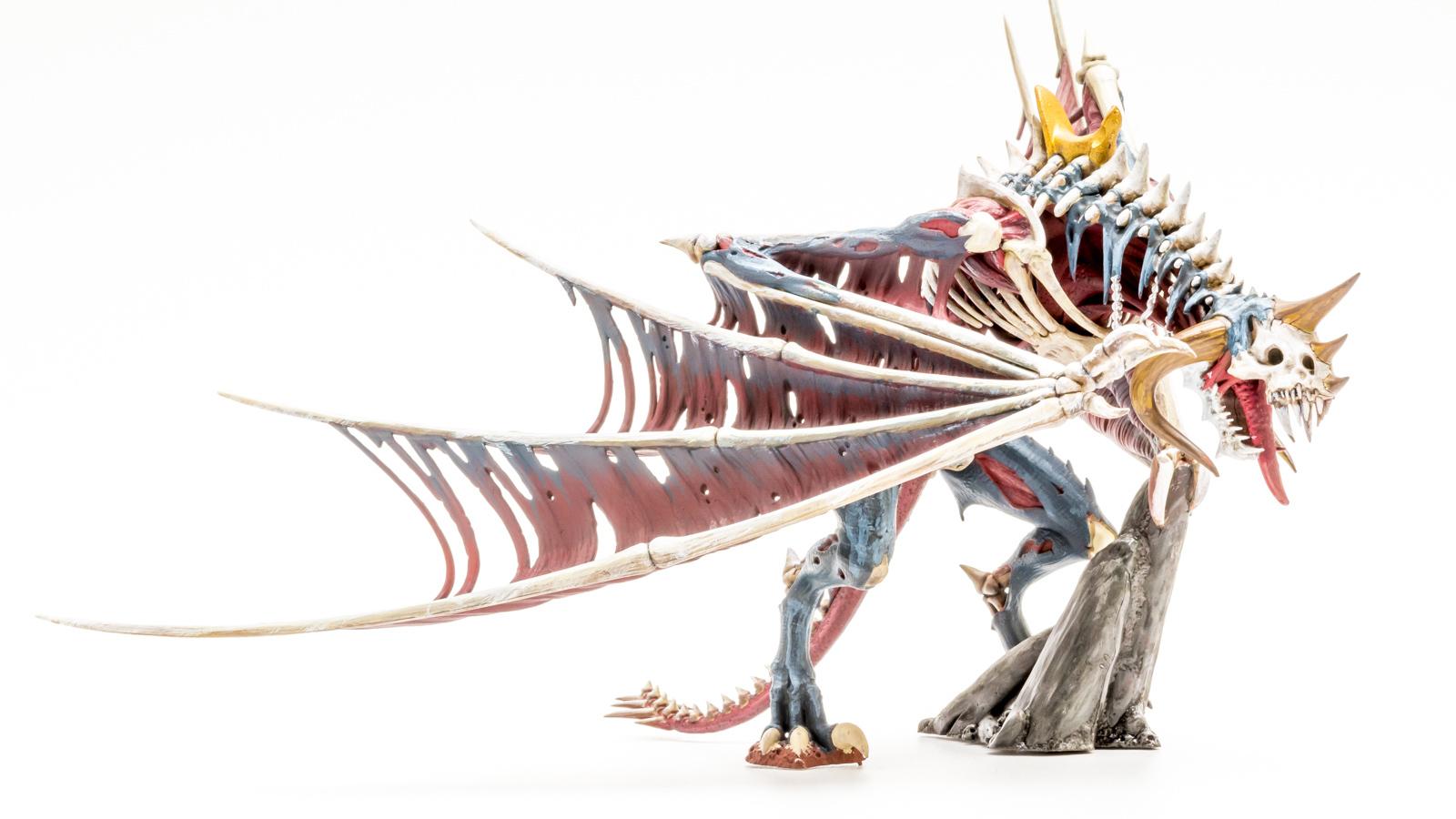 キミは腐ったドラゴンのプラモデルを組んだことがあるか(後編)_b0029315_13411207.jpg