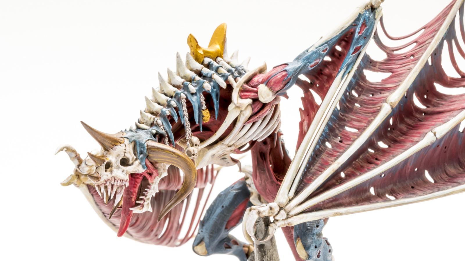 キミは腐ったドラゴンのプラモデルを組んだことがあるか(後編)_b0029315_13412863.jpg