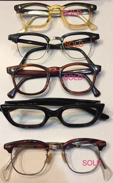 10/15(土)入荷! ビンテージ 眼鏡フレーム!アメオプなど!_c0144020_13515282.jpg