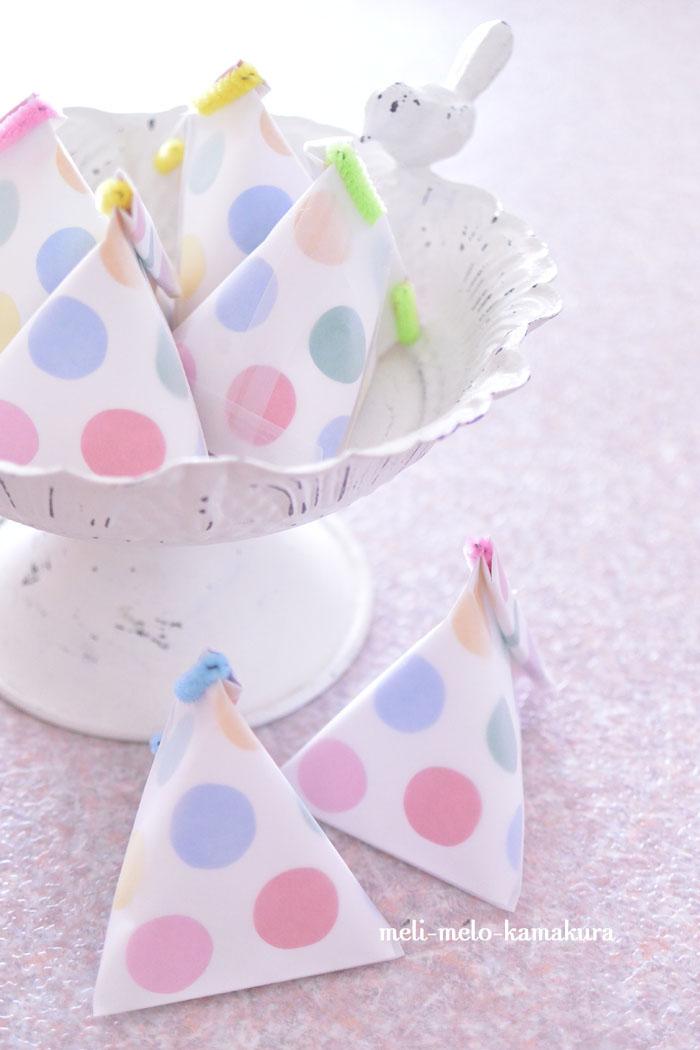 ◆ラッピング*まだ間に合います!板チョコも可愛く♡100円ショップのアイテムで簡単ラップ_f0251032_16293583.jpg