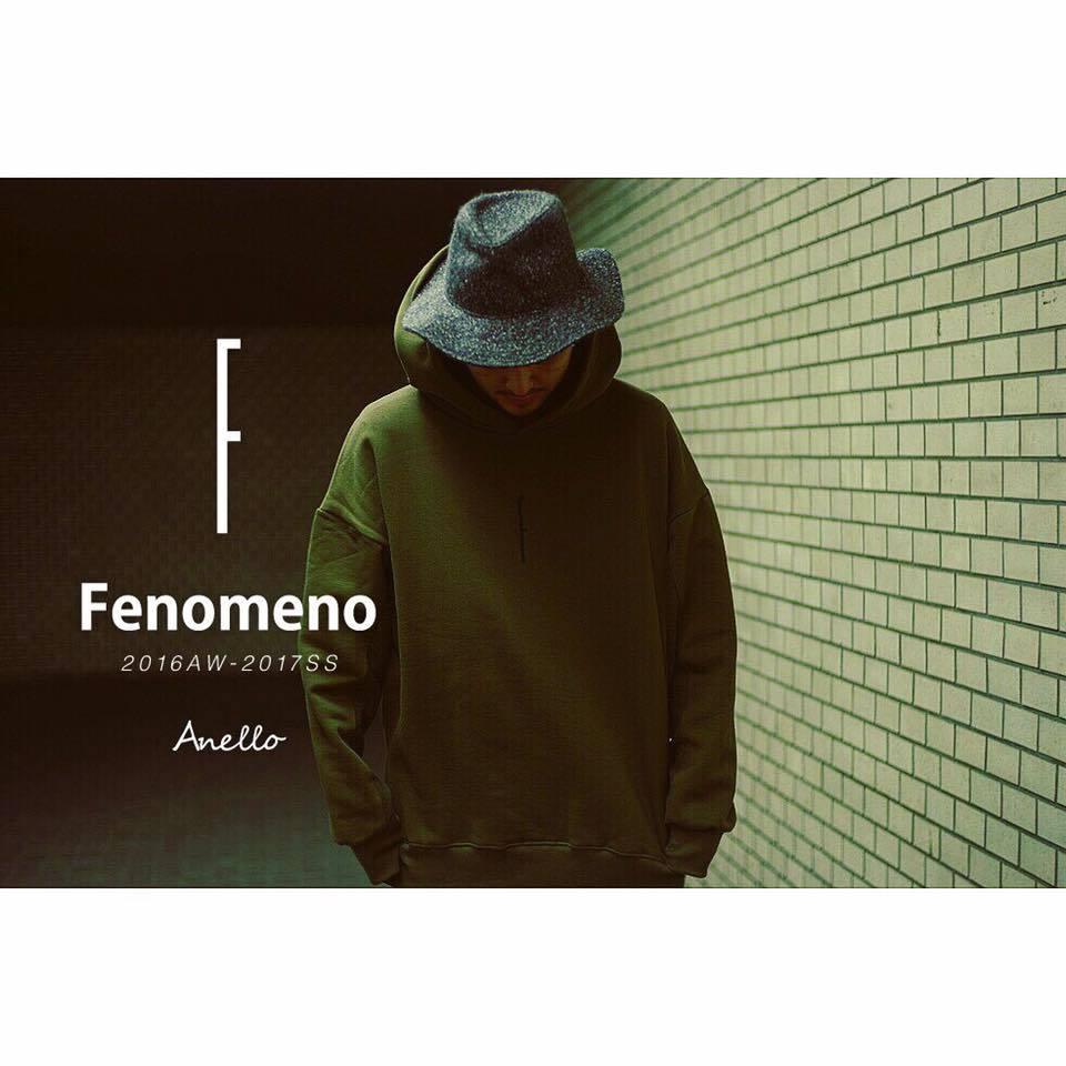 Valentine BETONES & Fenomeno hoodie オリーブのみ本日追加入荷です!! _d0165136_15510516.jpg