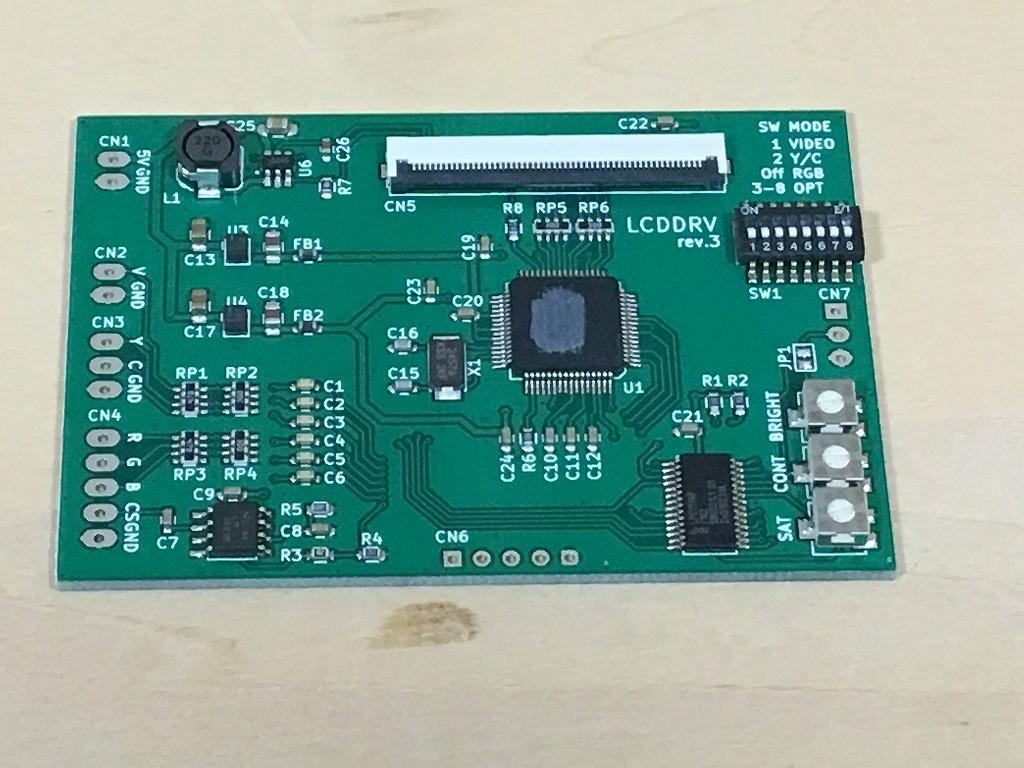 LCDDRV rev.3購入_c0323442_16514039.jpg