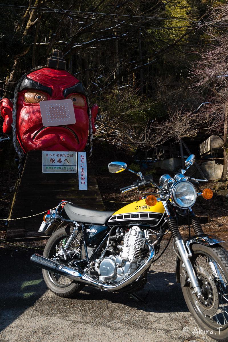 バイクは楽し!! YAMAHA SR400 -6-_f0152550_18330757.jpg