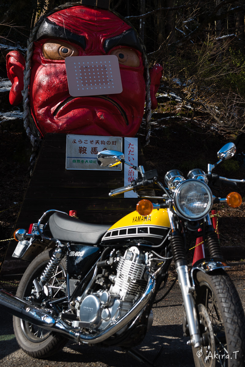 バイクは楽し!! YAMAHA SR400 -6-_f0152550_18333020.jpg