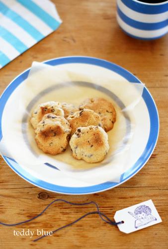 Valentine cookies from snow country 雪国からバレンタイン_e0253364_08510633.jpg