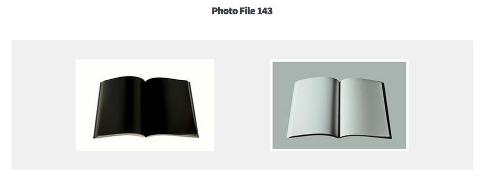 STUDIO M2 Photo File No.143 「何も書かれていない本」_a0002672_18301194.jpg