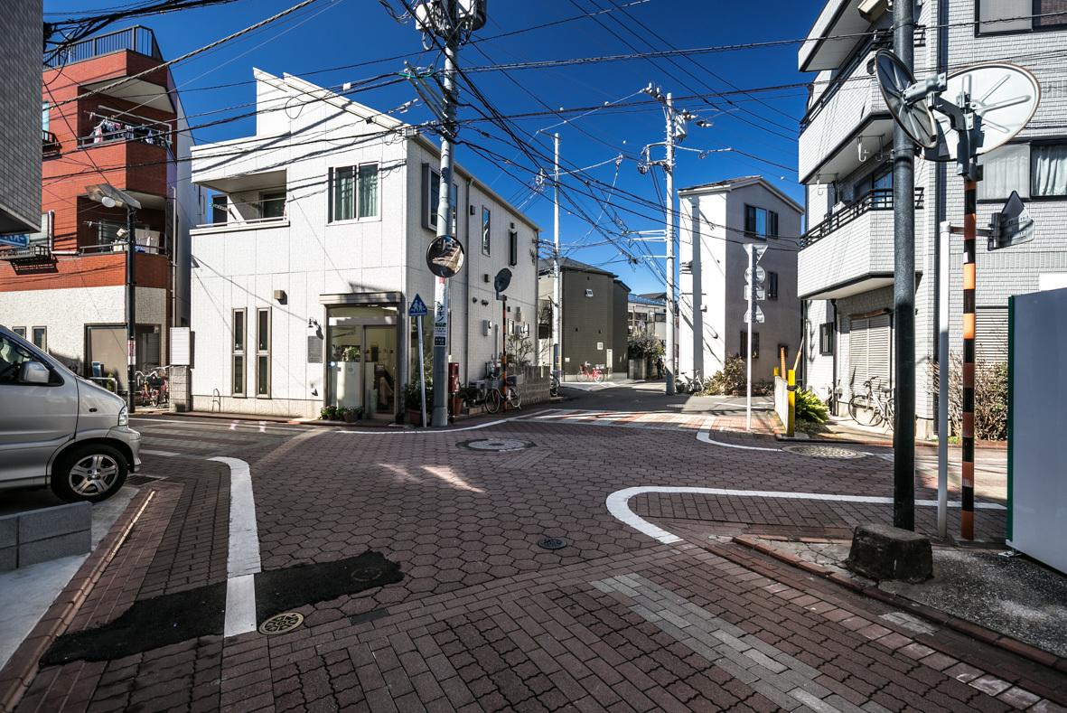 多叉路(三・四・五・六) : カ...