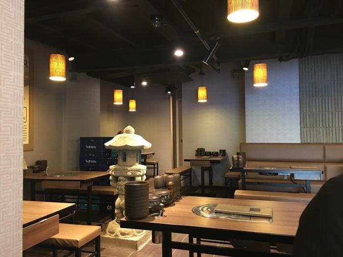 2017年1月 済州島への旅 その1 まずはソウルで。アレックスのスンデ屋さん_a0223786_09560176.jpg