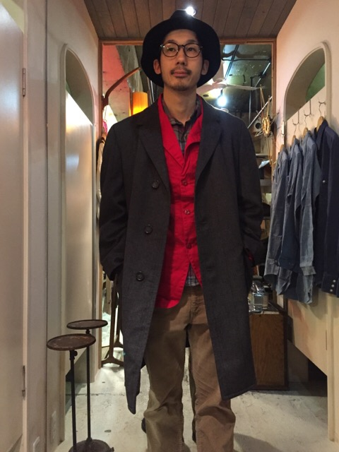 春にも活躍!レイヤード!!(大阪アメ村店)_c0078587_12312912.jpg