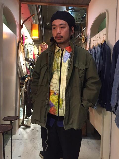 春にも活躍!レイヤード!!(大阪アメ村店)_c0078587_12315018.jpg
