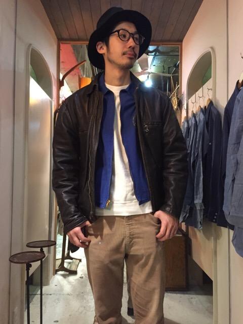 春にも活躍!レイヤード!!(大阪アメ村店)_c0078587_12321673.jpg