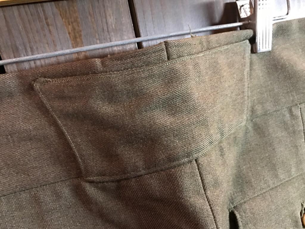 神戸店2/15(水)ヴィンテージ&スーペリア入荷!#1 40\'s US.Army Mountain Trooper Wool Trousers!!!_c0078587_20104678.jpg