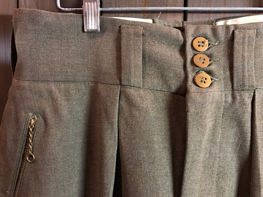 神戸店2/15(水)ヴィンテージ&スーペリア入荷!#1 40\'s US.Army Mountain Trooper Wool Trousers!!!_c0078587_2011239.jpg