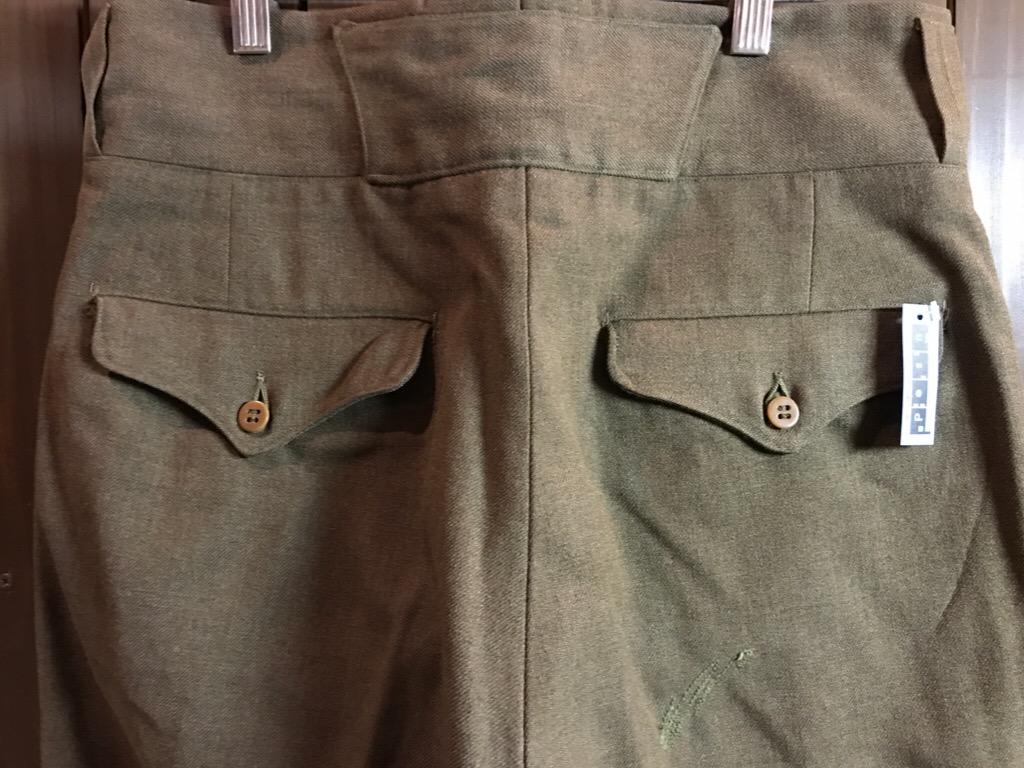 神戸店2/15(水)ヴィンテージ&スーペリア入荷!#1 40\'s US.Army Mountain Trooper Wool Trousers!!!_c0078587_20121882.jpg
