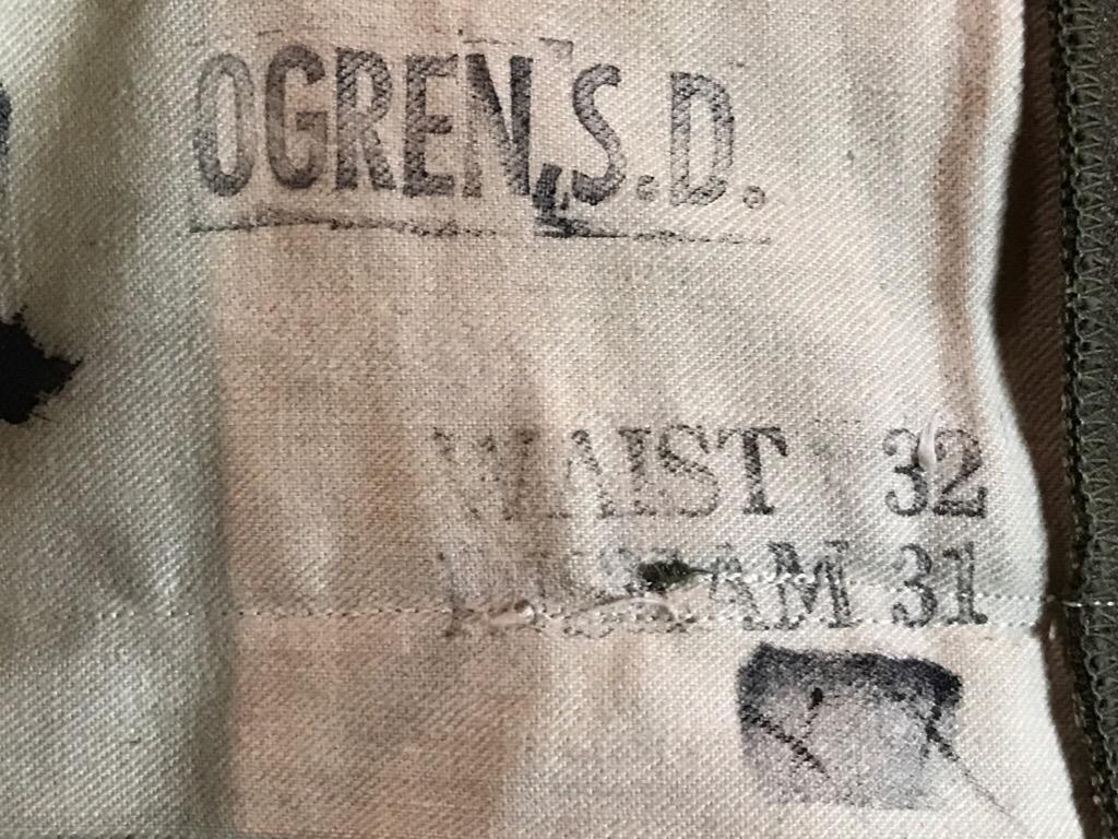 神戸店2/15(水)ヴィンテージ&スーペリア入荷!#1 40\'s US.Army Mountain Trooper Wool Trousers!!!_c0078587_20123059.jpg