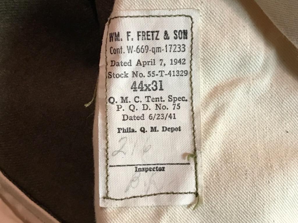 神戸店2/15(水)ヴィンテージ&スーペリア入荷!#1 40\'s US.Army Mountain Trooper Wool Trousers!!!_c0078587_20132784.jpg