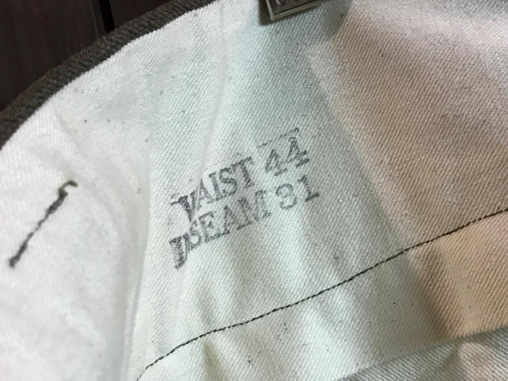 神戸店2/15(水)ヴィンテージ&スーペリア入荷!#1 40\'s US.Army Mountain Trooper Wool Trousers!!!_c0078587_20143843.jpg