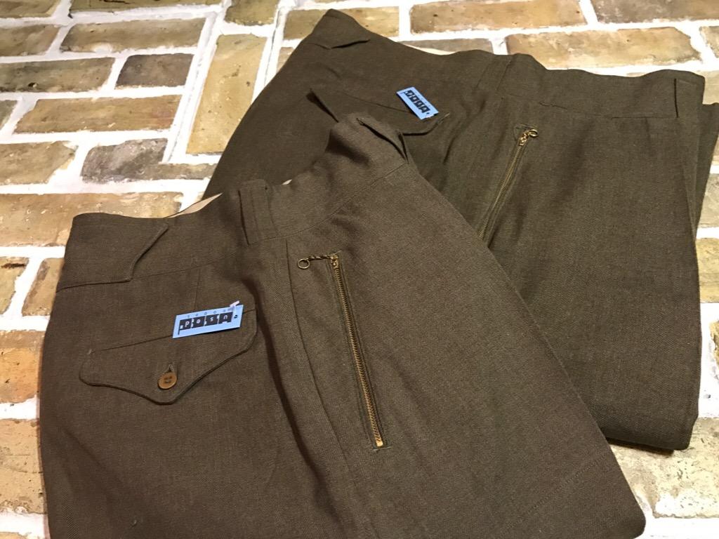 神戸店2/15(水)ヴィンテージ&スーペリア入荷!#1 40\'s US.Army Mountain Trooper Wool Trousers!!!_c0078587_20162166.jpg