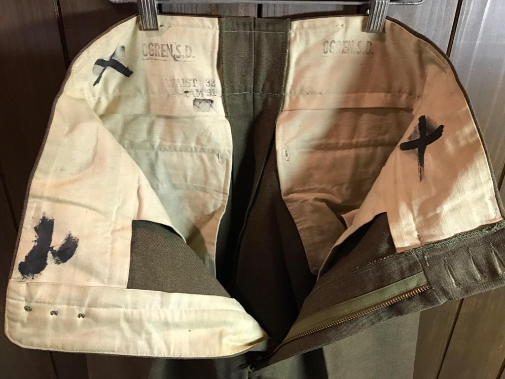 神戸店2/15(水)ヴィンテージ&スーペリア入荷!#1 40\'s US.Army Mountain Trooper Wool Trousers!!!_c0078587_2016426.jpg