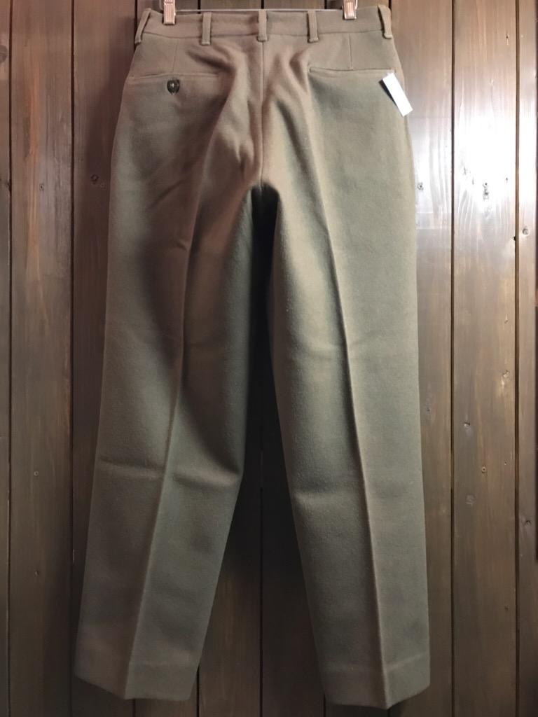 神戸店2/15(水)ヴィンテージ&スーペリア入荷!#1 40\'s US.Army Mountain Trooper Wool Trousers!!!_c0078587_20382728.jpg