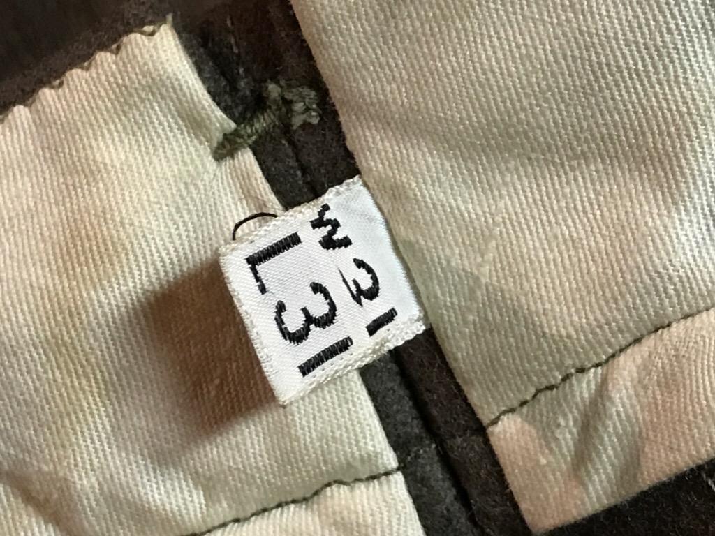 神戸店2/15(水)ヴィンテージ&スーペリア入荷!#1 40\'s US.Army Mountain Trooper Wool Trousers!!!_c0078587_20391754.jpg