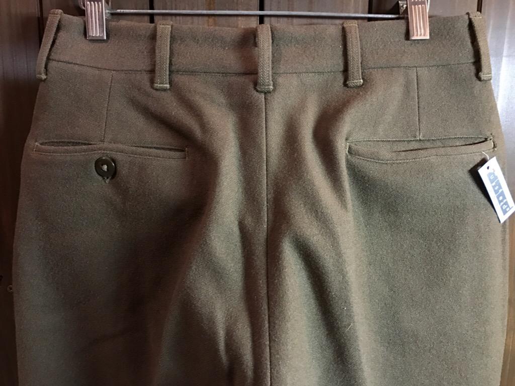 神戸店2/15(水)ヴィンテージ&スーペリア入荷!#1 40\'s US.Army Mountain Trooper Wool Trousers!!!_c0078587_2039336.jpg