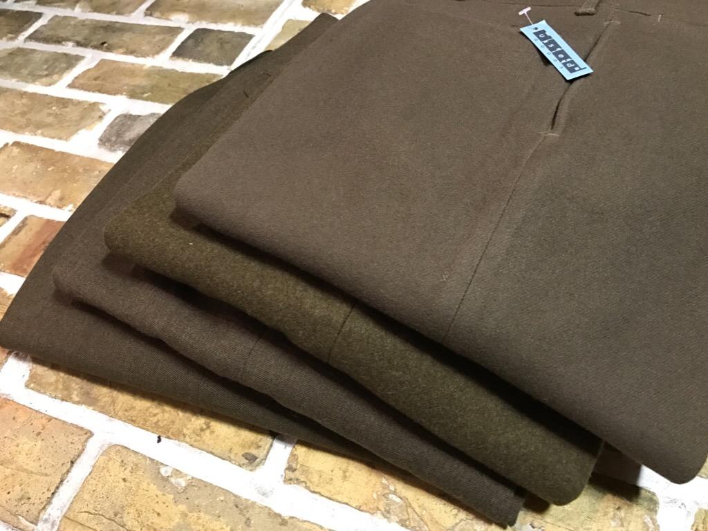 神戸店2/15(水)ヴィンテージ&スーペリア入荷!#1 40\'s US.Army Mountain Trooper Wool Trousers!!!_c0078587_20394070.jpg