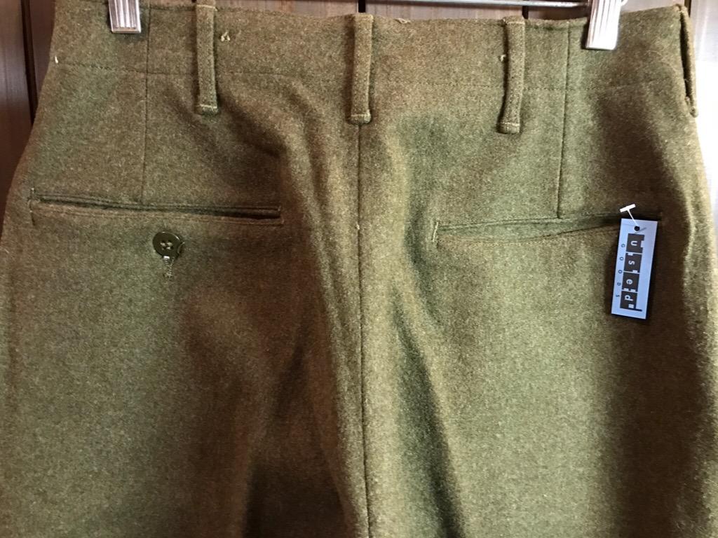 神戸店2/15(水)ヴィンテージ&スーペリア入荷!#1 40\'s US.Army Mountain Trooper Wool Trousers!!!_c0078587_20405258.jpg