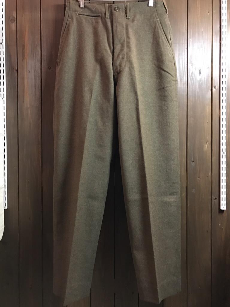 神戸店2/15(水)ヴィンテージ&スーペリア入荷!#1 40\'s US.Army Mountain Trooper Wool Trousers!!!_c0078587_20434476.jpg