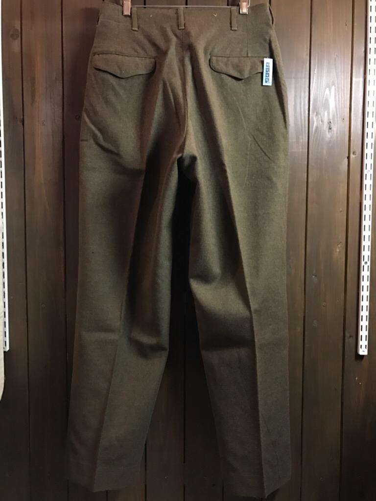 神戸店2/15(水)ヴィンテージ&スーペリア入荷!#1 40\'s US.Army Mountain Trooper Wool Trousers!!!_c0078587_20435743.jpg