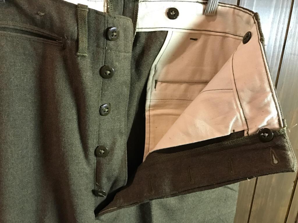 神戸店2/15(水)ヴィンテージ&スーペリア入荷!#1 40\'s US.Army Mountain Trooper Wool Trousers!!!_c0078587_20441833.jpg