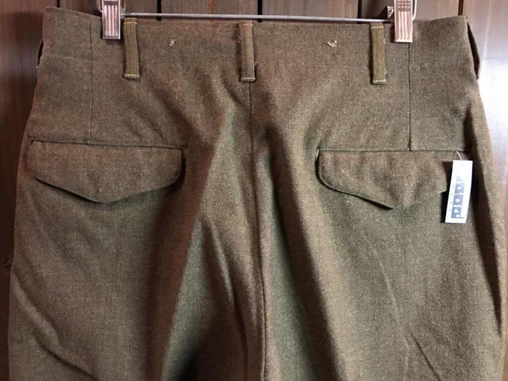 神戸店2/15(水)ヴィンテージ&スーペリア入荷!#1 40\'s US.Army Mountain Trooper Wool Trousers!!!_c0078587_20442924.jpg